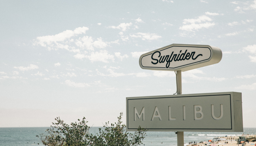 The Surfrider Malibu About