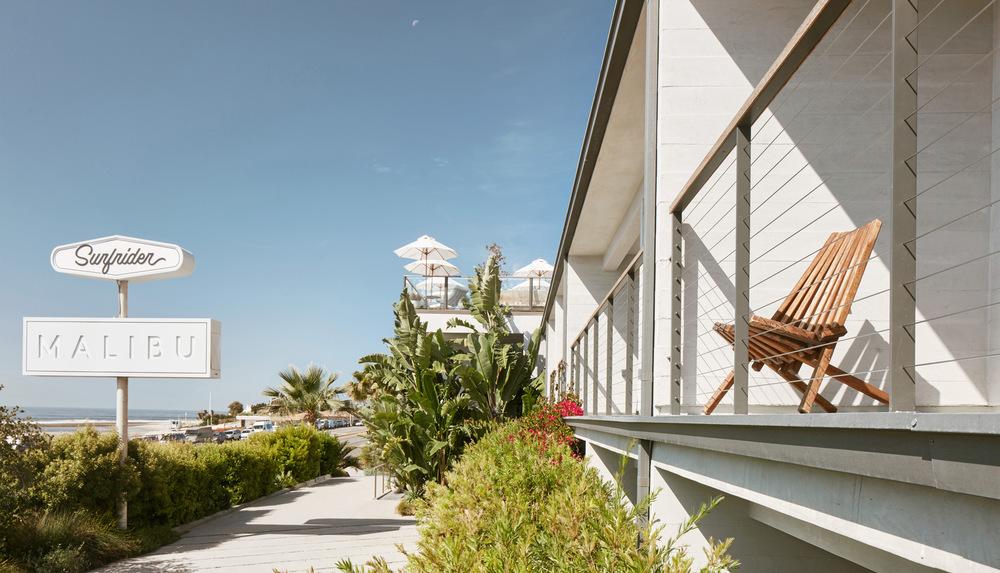 The Surfrider Malibu A California Beach Hotel